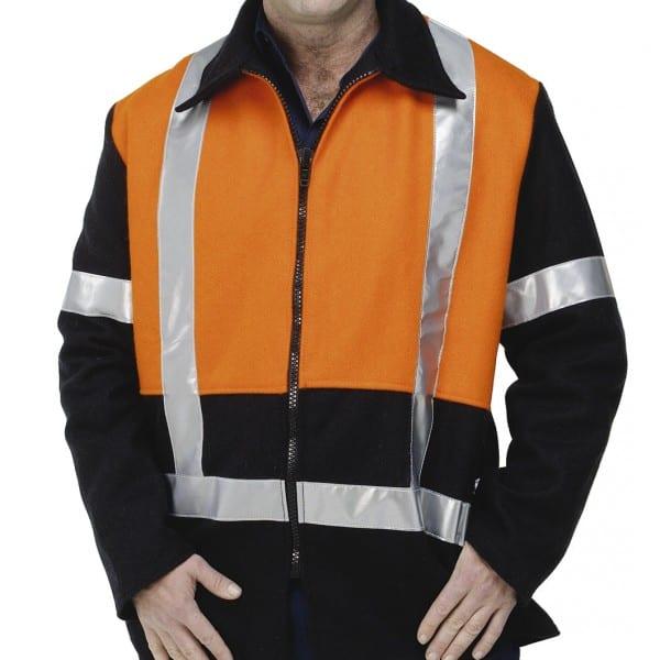 BI78008 3-4 Length Bluey Jacket