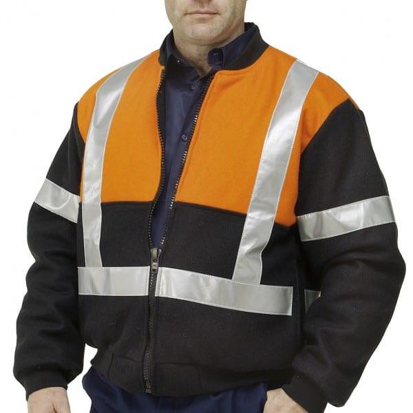 BI78030 Waist Length Bluey Jacket