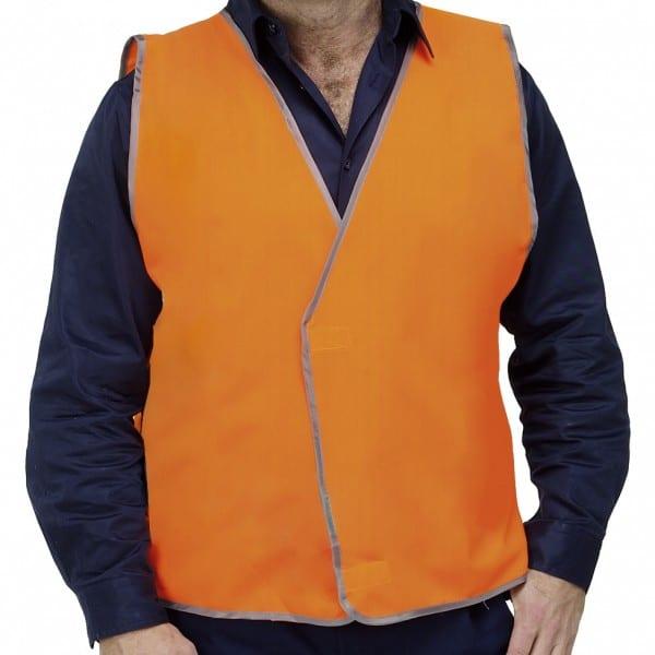 VI68012 Orange Day Vest