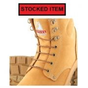 7866ee931d9 Steel Blue Ladies Southern Cross Pink Lace Up Safety Boot 522760 ...