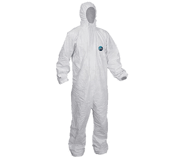 Msa White Disposable Overalls 222312 Newcastle Workwear