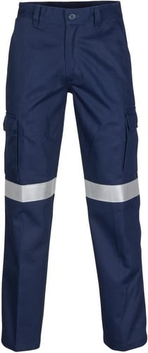 721abf0341d4 DNC Patron Saint Flame Retardant Cargo Pants with 3M Reflective Tape ...