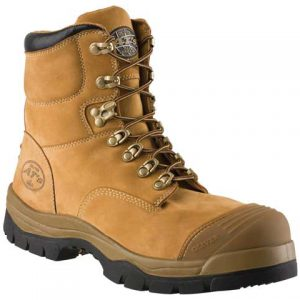 Lace Up Safety Boots