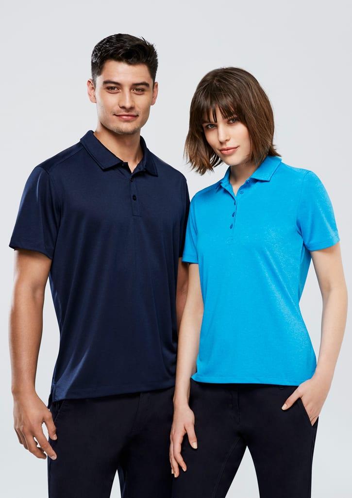 Fashion Biz Mens Aero Polo P815ms Newcastle Workwear