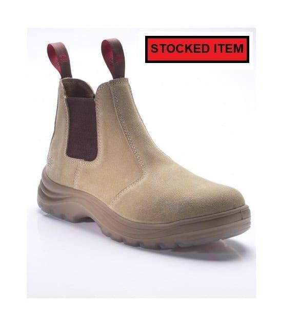 King Gee Flinders Elastic Sided Boot